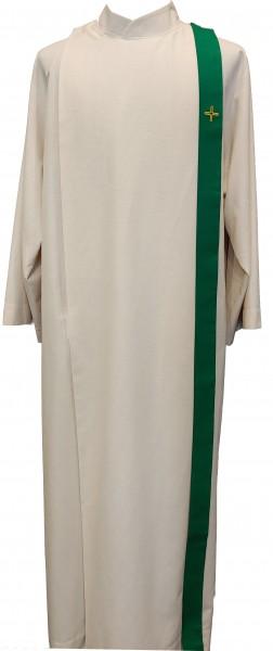 Beleg in liturgischer Farbe - grün