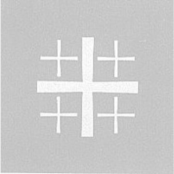 Palla - Jerusalemer Kreuz