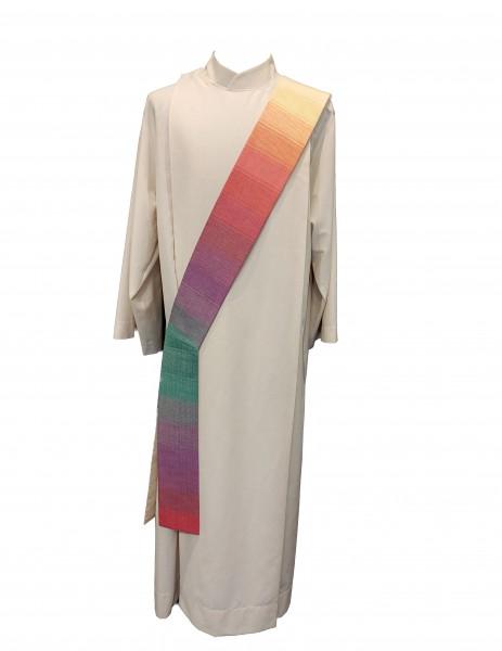 Regenbogen-Diakonstola