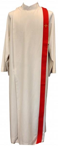 Beleg in liturgischer Farbe - rot