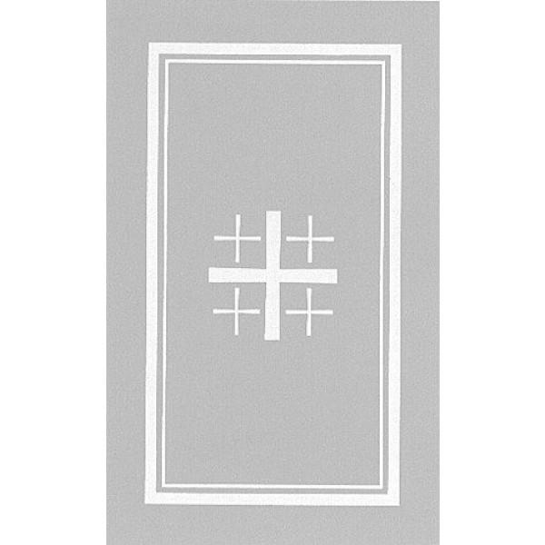 Purificatorium - Jerusalemer Kreuz