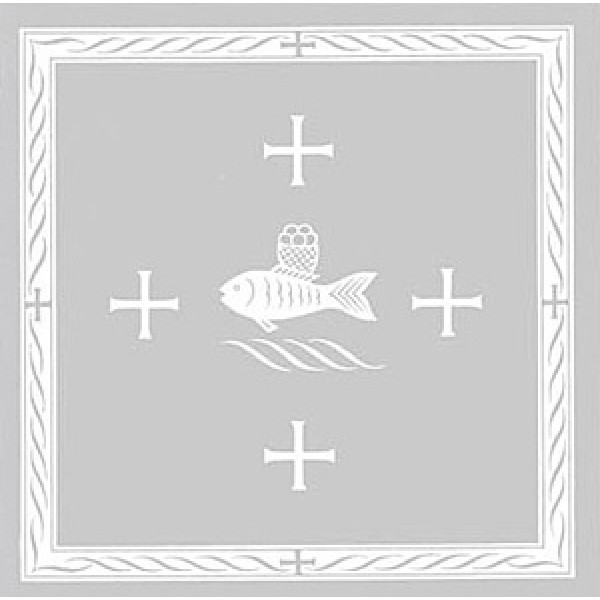 Corporale - Fisch mit Brotkorb